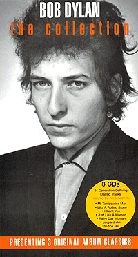 Bob Dylan The Collection 1 (3 CD) (BOX SET) Серия: The Collection инфо 1934a.