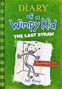 Diary of a Wimpy Kid: The Last Straw Издательство: Amulet Books, 2009 г Мягкая обложка, 224 стр ISBN 978-0-8109-8821-7 Язык: Английский инфо 6758i.